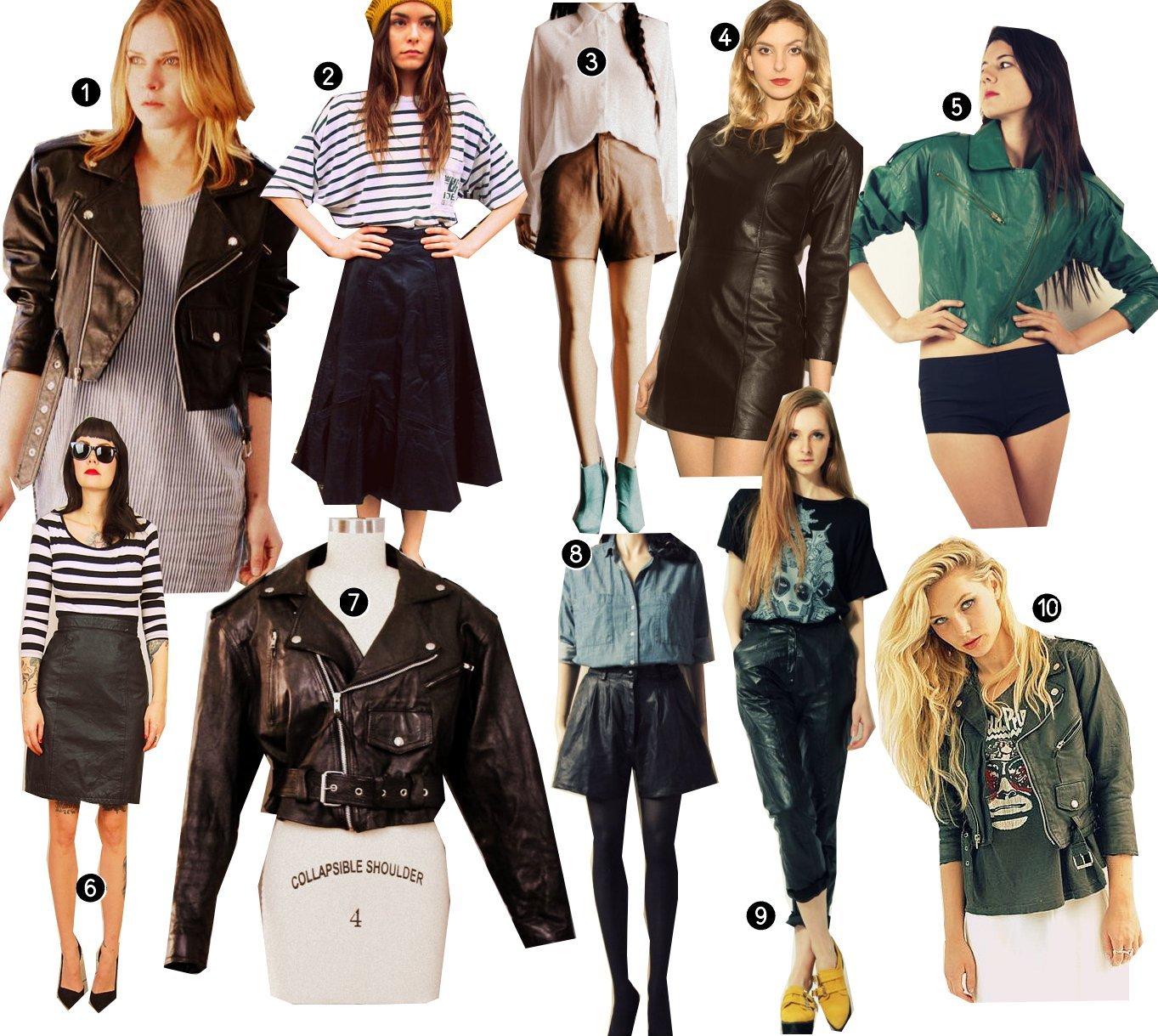 Black Leather Shirt Hot Girls Wallpaper