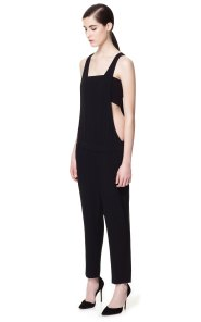Dungaree Style Jumpsuit