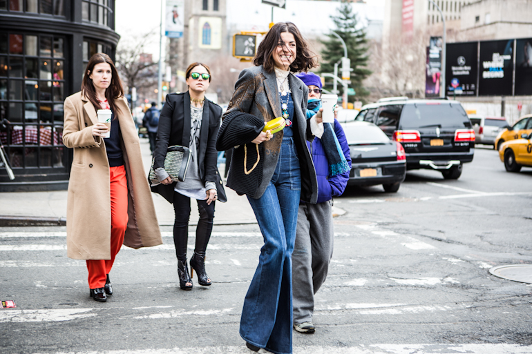New York Fashionweek 2013, Lincoln Centre