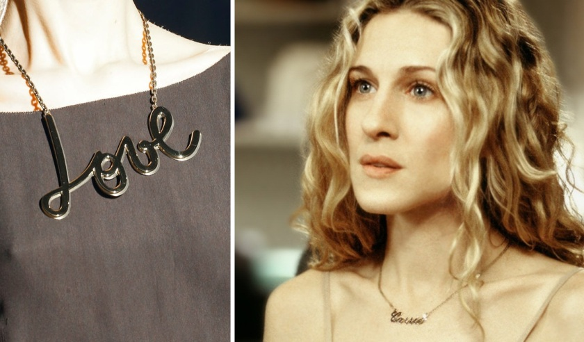 lanvin fw 13 - the carrie bradshaw necklace