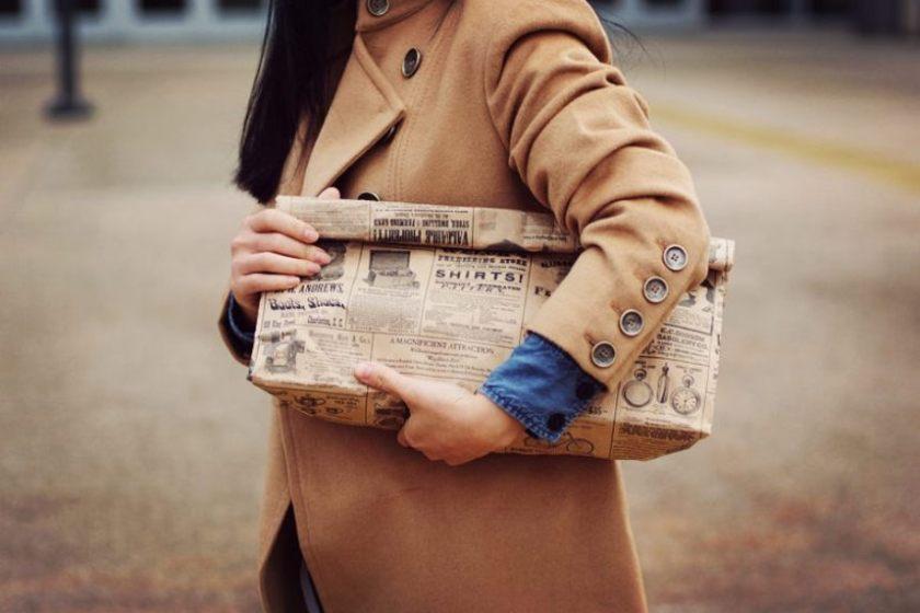 HallieDaily-Camel-Coat-n-Paper-Bag_1