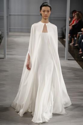 Monique Lhuilllier Bridal 2014