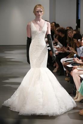 Vera Wang Bridal 2014