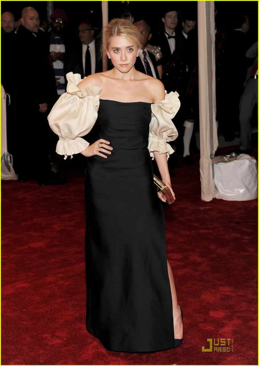 """Alexander McQueen: Savage Beauty"" Costume Institute Gala At The Metropolitan Museum Of Art - Arrivals"