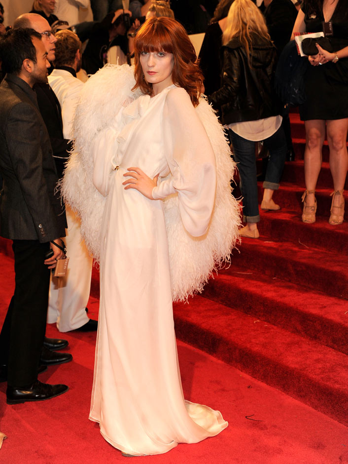 2011 florence welch ysl