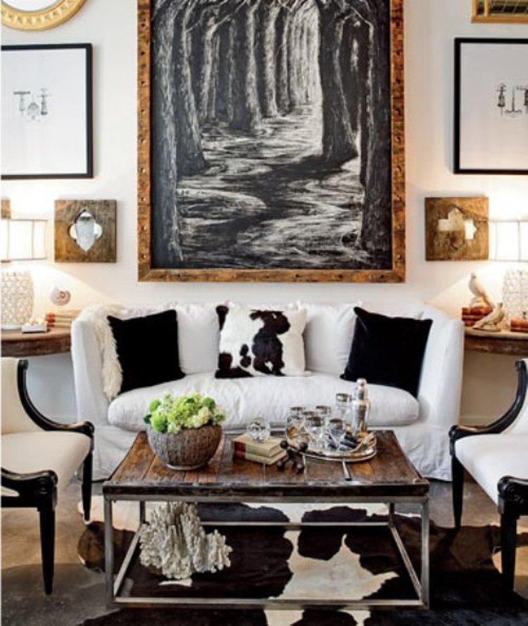 4 Artful Room