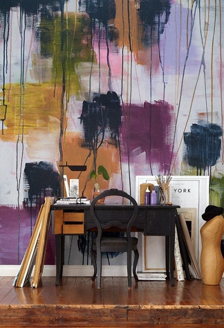 7 Artful Room