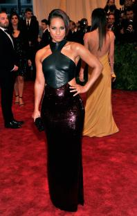 Alicia Keys - MET Gala 2013