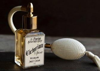 Victorian Spirit Vanilla Amber Perfume Woodland Sweet Creme - 1 oz - $37.04 CAD
