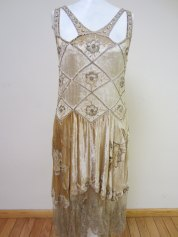 1920's Wedding Dress - $1,028.91 CAD