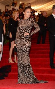 Jennifer Lopez - MET Gala 2013