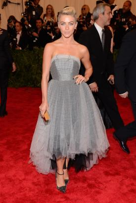 Julianne Hough - MET Gala 2013