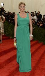 Kate Upton in Diane Von Furstenberg - MET Gala 2013