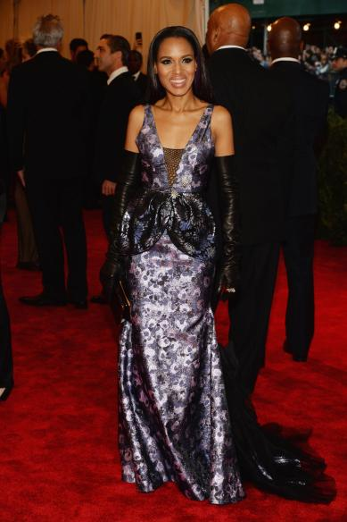 Kerry Washington - MET Gala 2013
