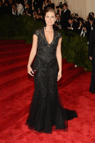 Lauren Bush - MET Gala 2013