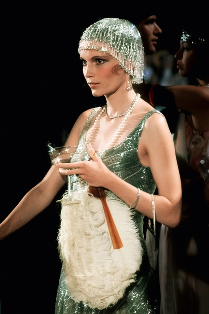miafarrow in great gatsby