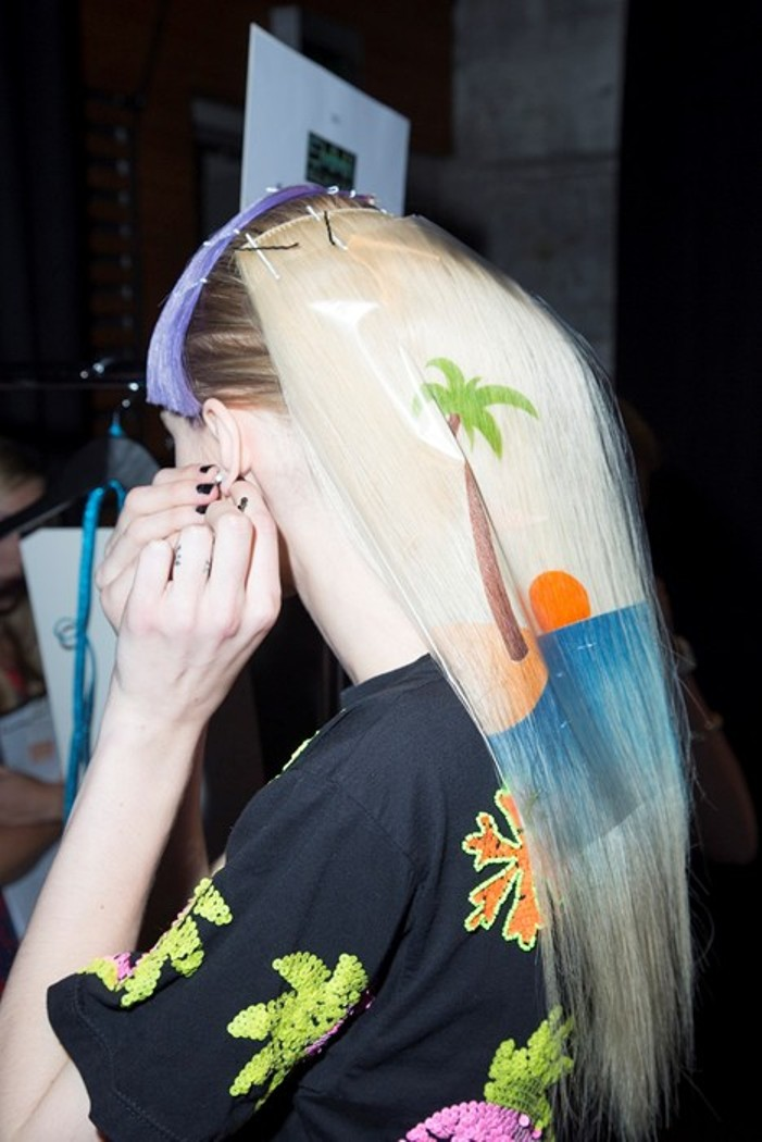 palm veil