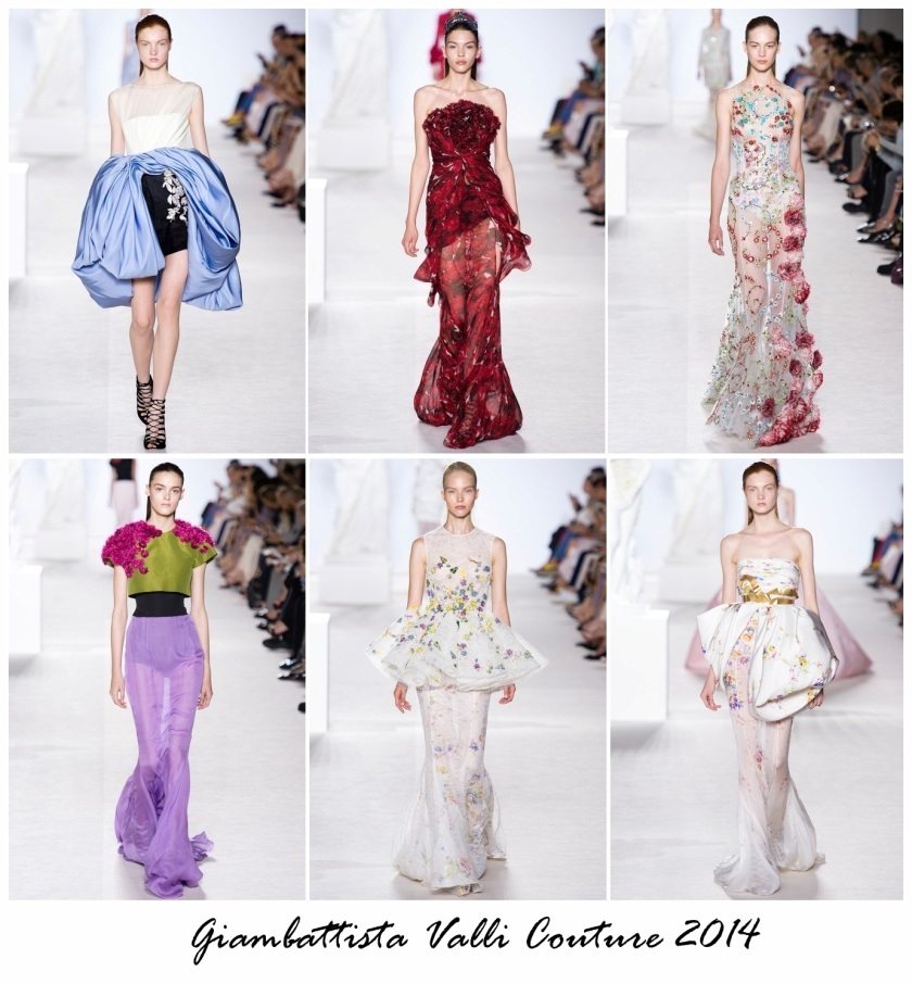 Giambattista Valli couture 2014