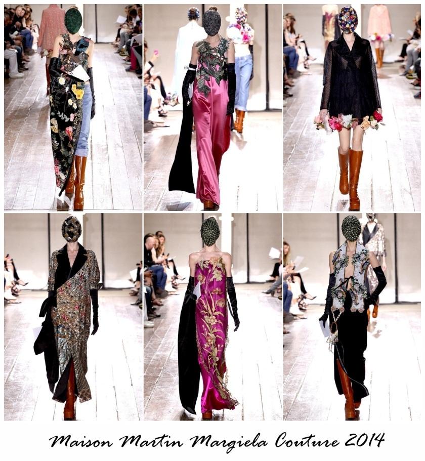 Maison Martin Margiela couture 2014