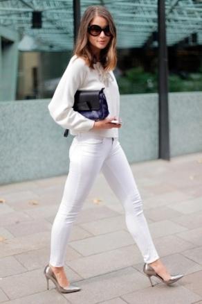 street style all white2