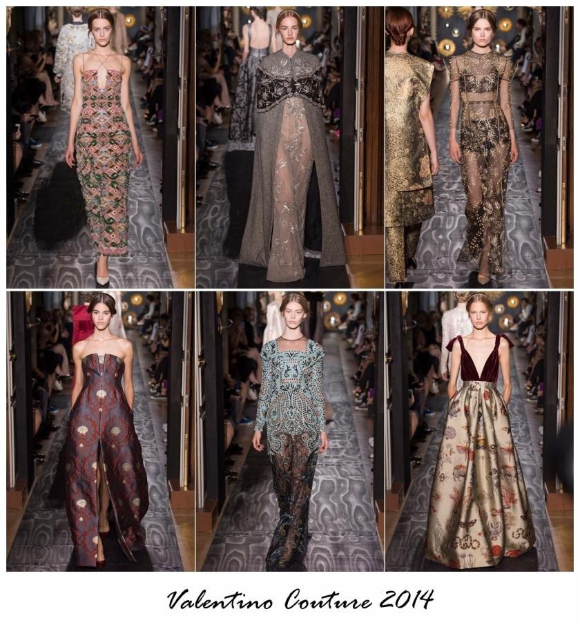 Valentino couture 2014