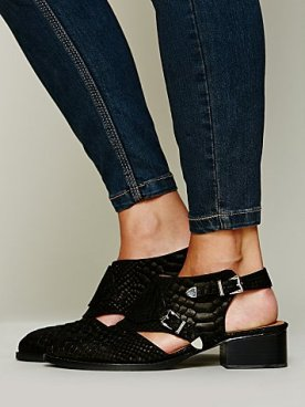 Jeffrey Campbell Singer Shoe Boot