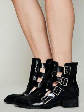 Jeffrey Campbell Ballantine Ankle Boot
