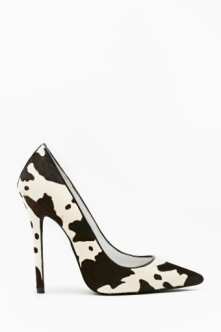 Nasty Gal Animal Pump