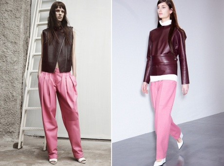 AlexanderWang resort 2014 - Celine fall 2012
