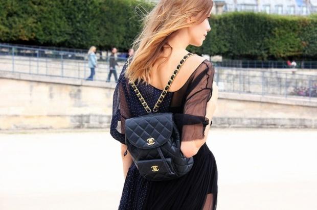 chanel backpack 2