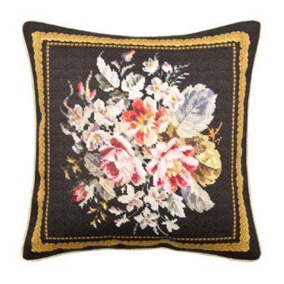 Zara Home Floral Cushion