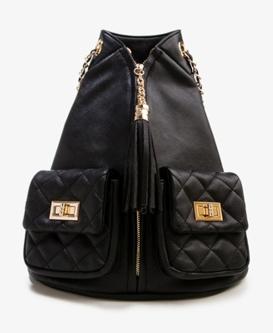 Forever 21 Tassel Zip Backpack
