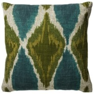 Target Threshols Ikat Toss Pillow