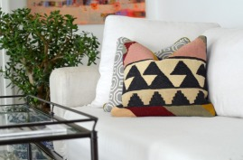 Ocean City Kilim Pillow