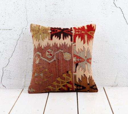 Kilim Print Pillow