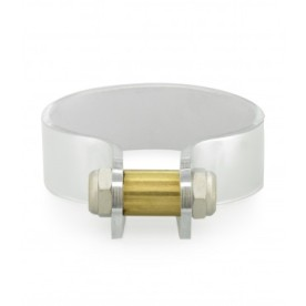 Cooee Silver Nut 20 Cuff