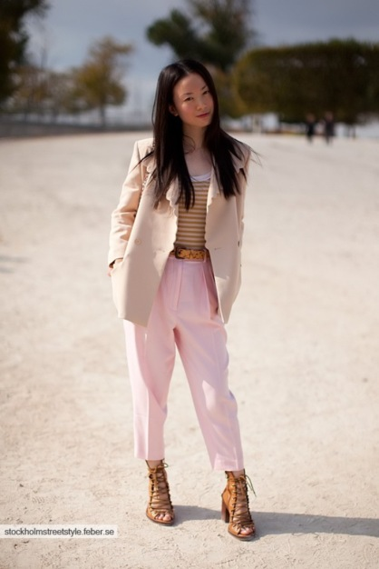 pink and neutrals