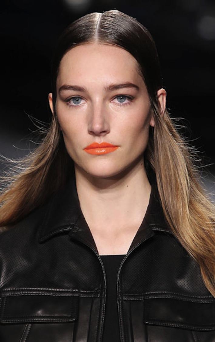 Model (wearing REVLON makeup and Rag & Bone)