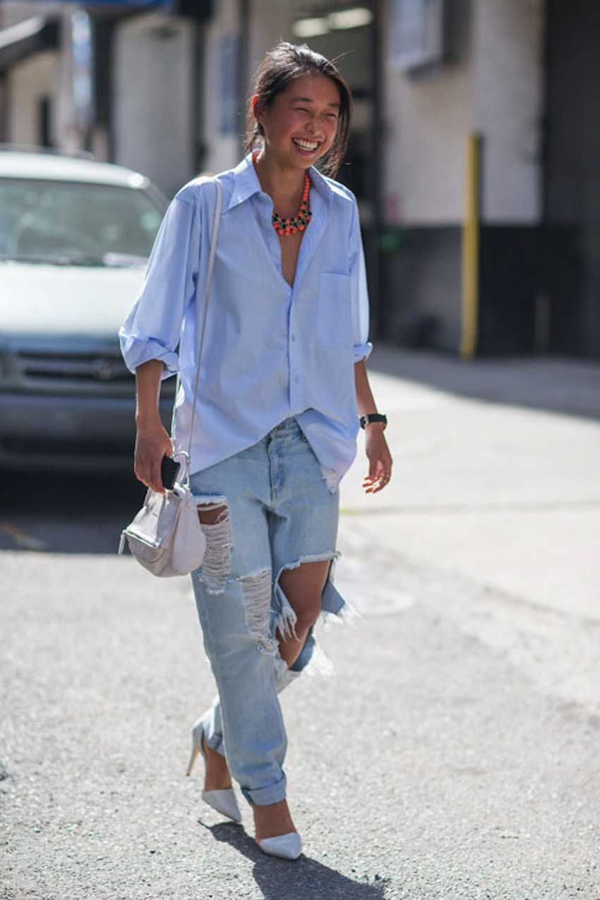 Denim Rules The Fashion Medley