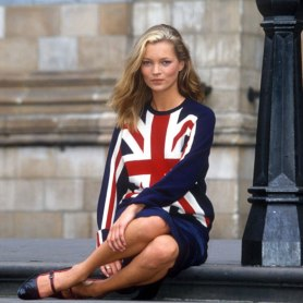 Kate Moss in the 90's