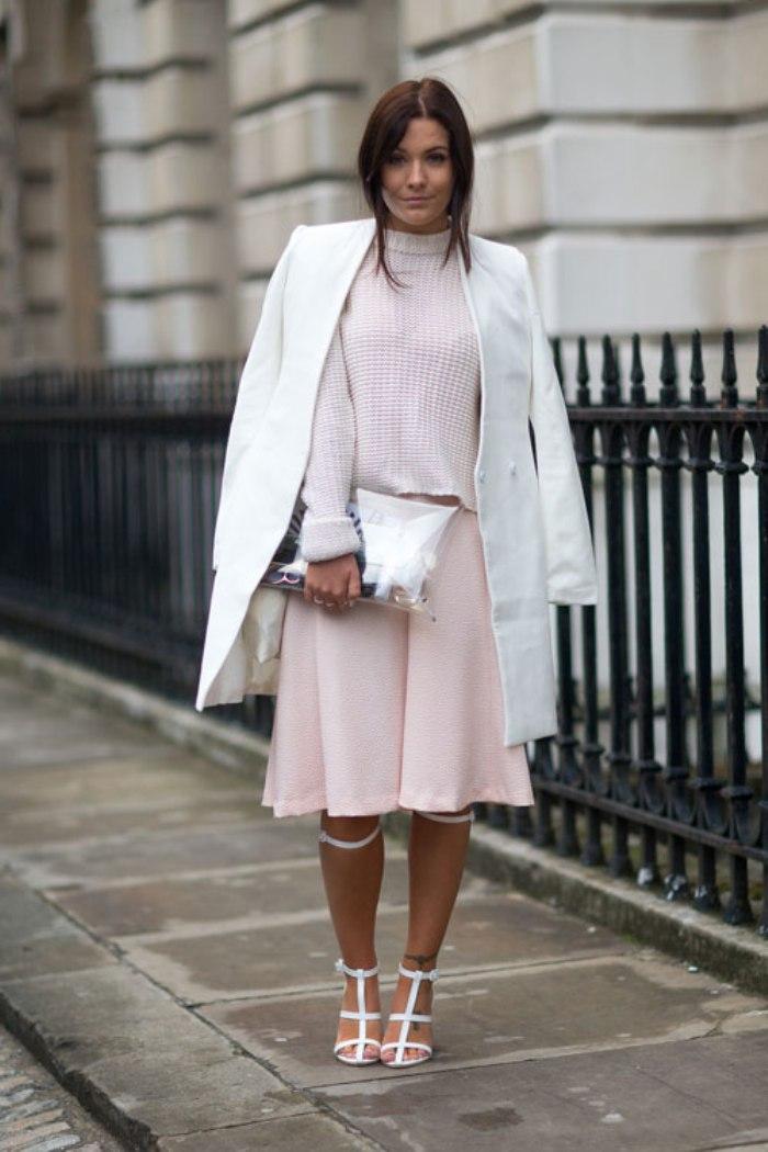 knee length skirts19