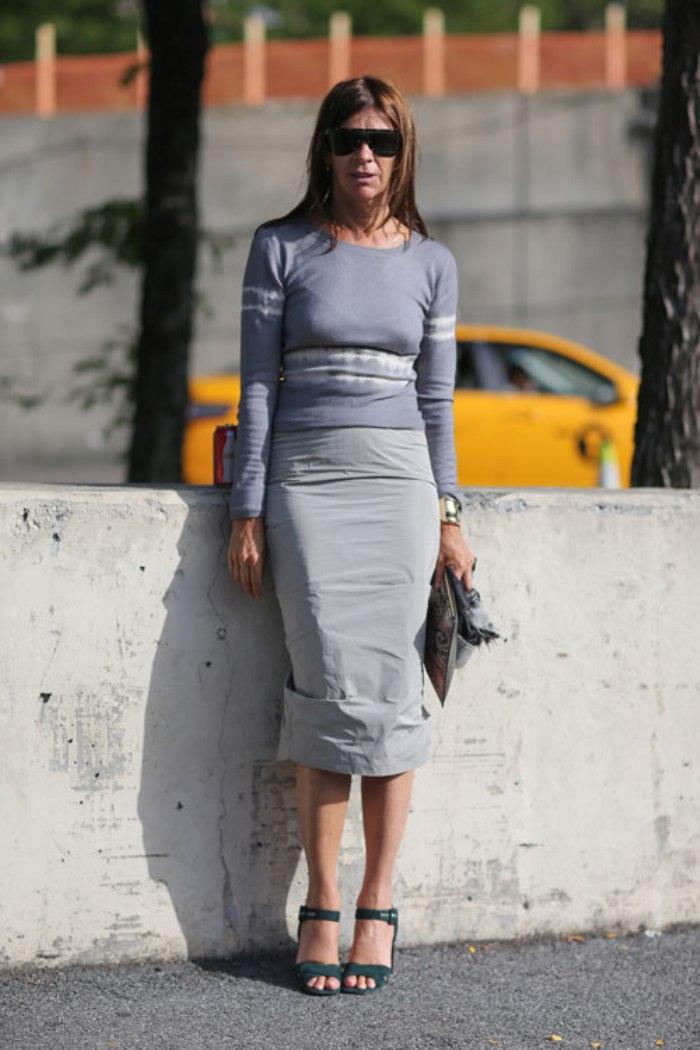 knee length skirts20