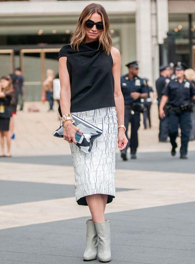 knee length skirts25