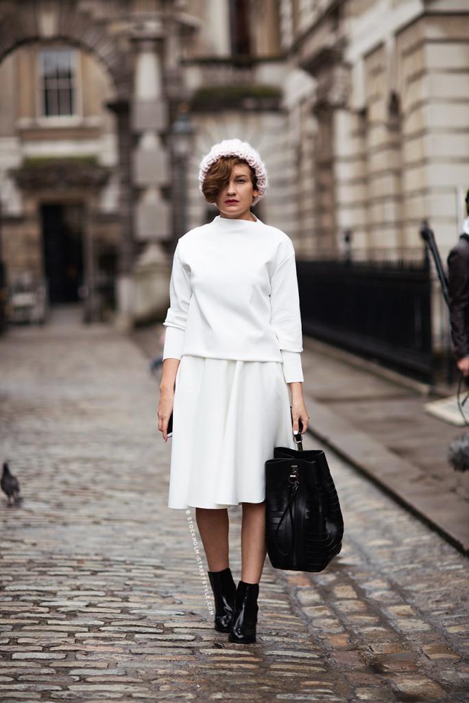 knee length skirts6