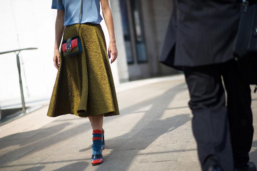 knee length skirts7