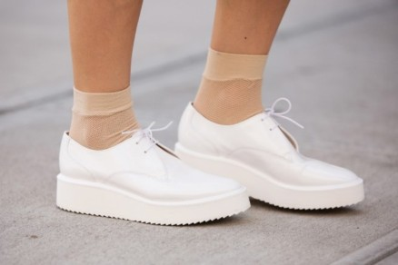 Shoes of NYFW