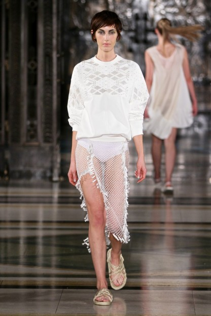 Zeynep Tosun S/S 2014 | The Fashion Medley