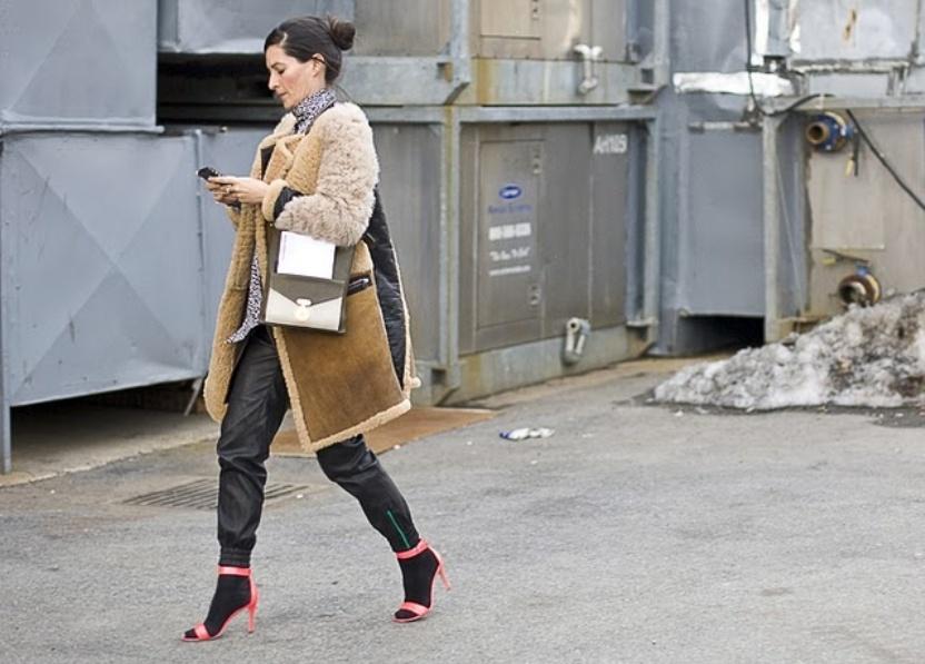 3.1 phillip lim shearling coat
