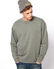 ASOS Sweatshirt In Oversized Fit