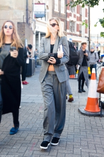 Best of London Street Style | The Fashion Medley